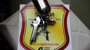 Súng phun sơn Iwata, bán súng phun sơn Nhật Bản tại Hà Nam