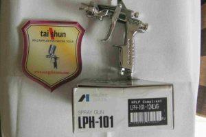 Súng phun sơn áp lực thấp LPH101-124LVG