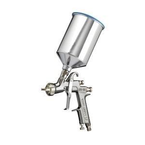 Súng phun sơn áp lực thấp LPH-300 cốc chính giữa giúp sơn xuống đều hơn
