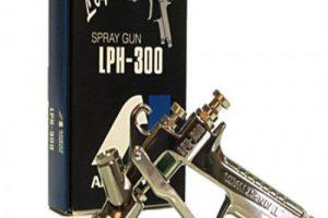 Súng phun sơn áp lực thấp LPH-300-164LV