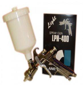 Súng phun sơn áp lực thấp LPH-400-164LV