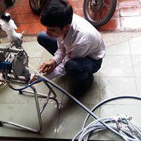 Dịch vụ sửa chữa súng phun sơn và các thiết bị phun sơn tốt nhất Hà Nội