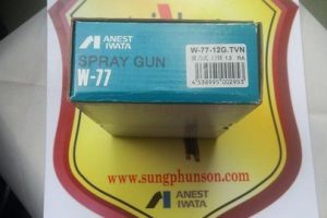 Súng phun sơn Iwata W77-12G