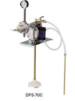 Bơm màng khí nén mini có công suất min-max là bao nhiêu?